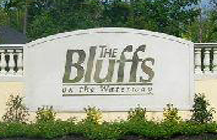 The Bluffs on the Waterway Real Estate